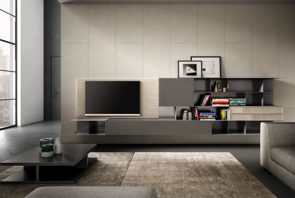Modern living room furniture - Living Made in Italy | Arredo3
