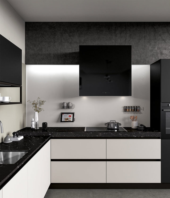 Kitchen Glass Arredo3