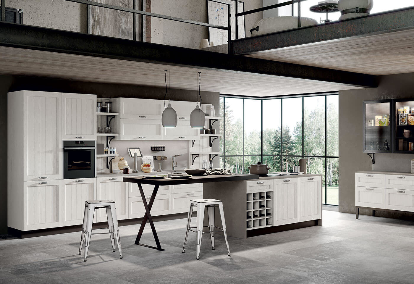 Kitchen Frida Arredo3