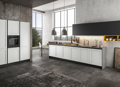Modern kitchens - Frame