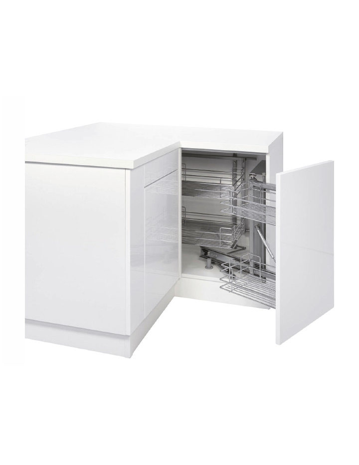 Pull-out unit (corner base unit)