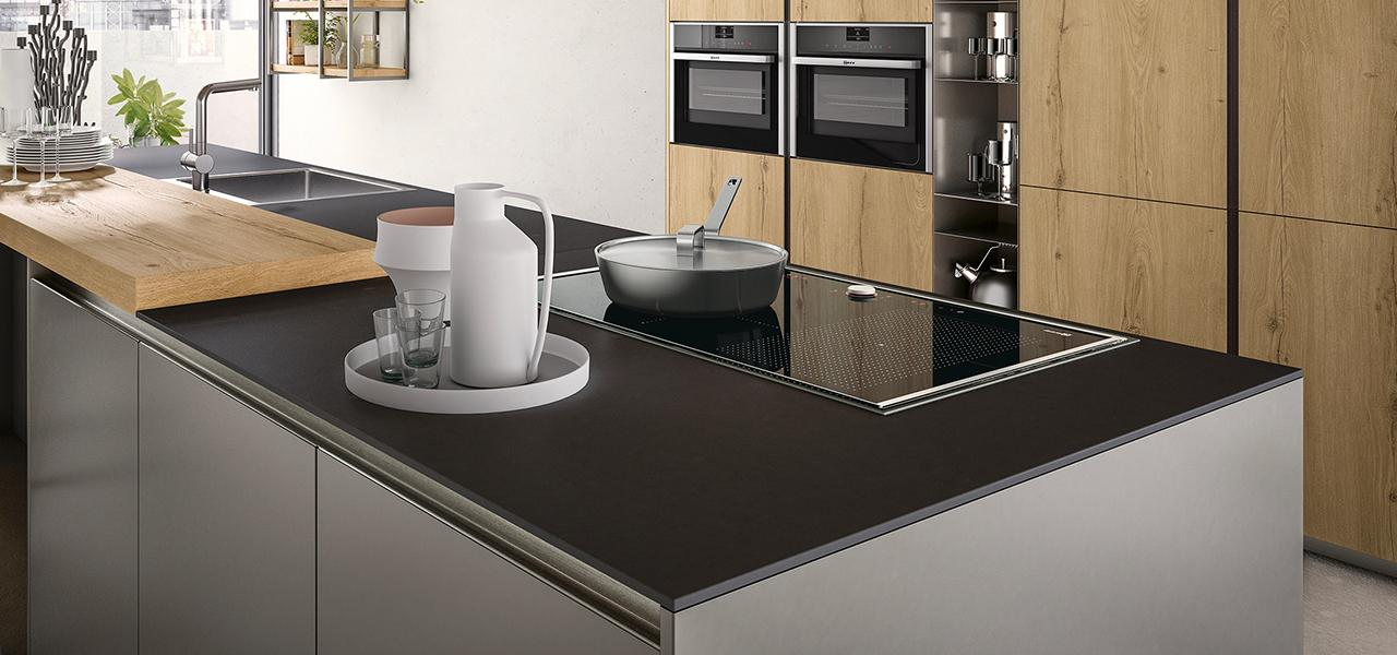 Design and practicality: all the advantages of an induction hob