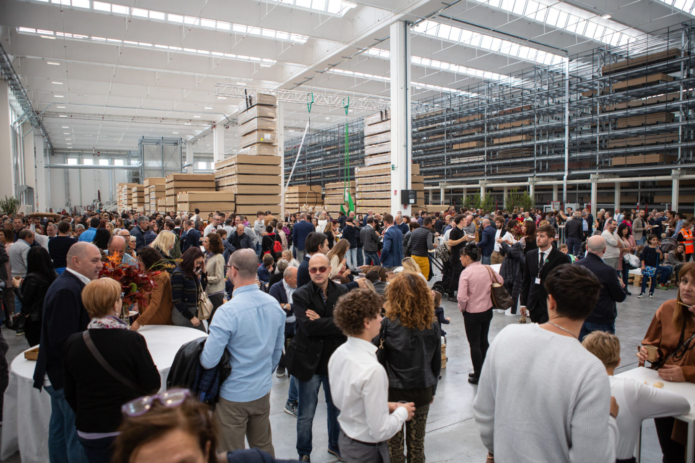Great participation at the Arredo3 Open day! - 16