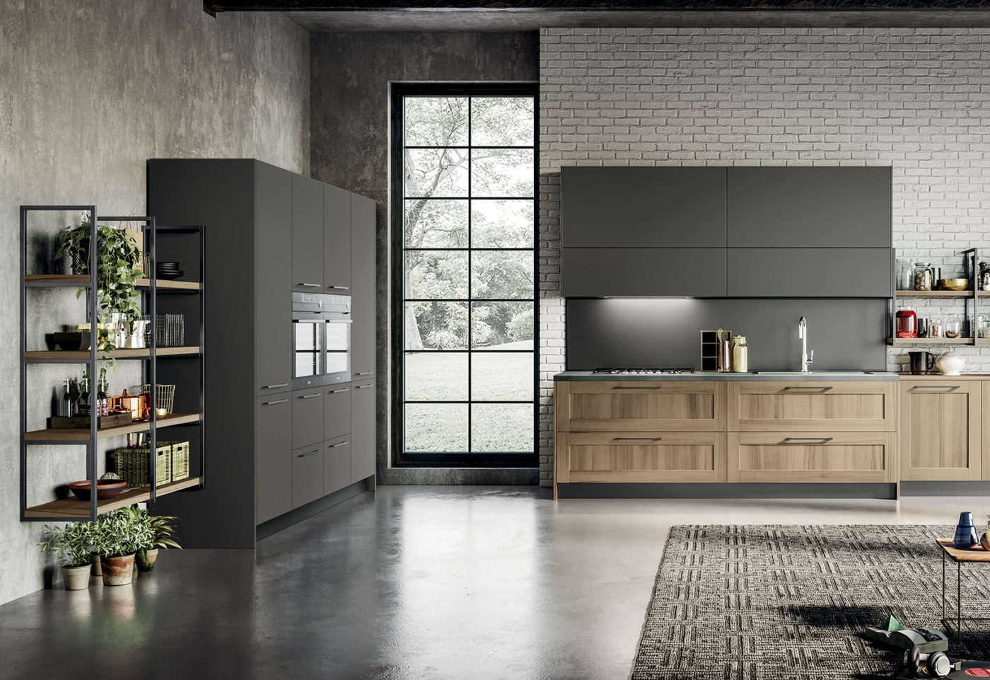 New finishes and compositions for Cloe by Arredo3, featuring versatility - 6