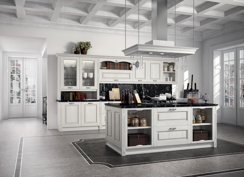 Classic kitchens - Verona - Arredo3