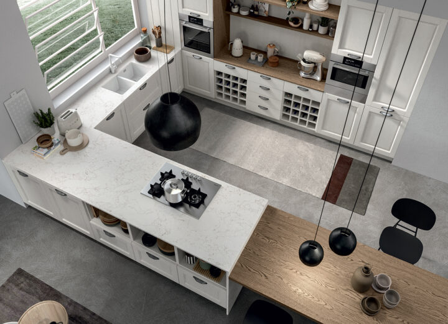 Detail Kitchen 6 - Virginia - Arredo3