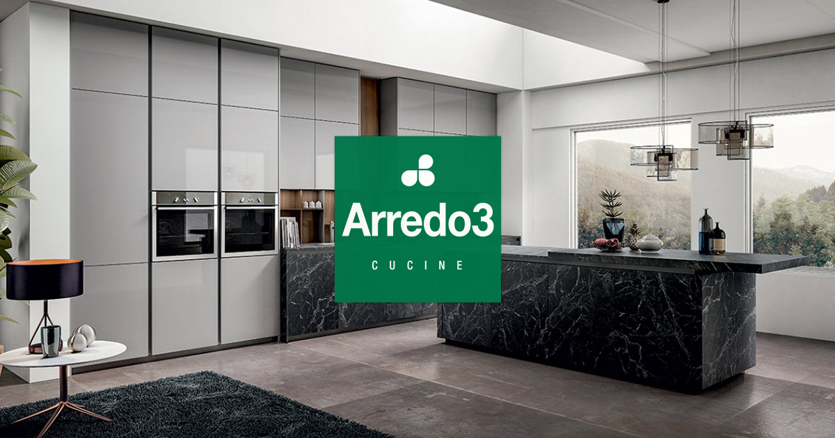 Arredo3 kitchens modern and classic kitchens made in italy for Arredo cucina design