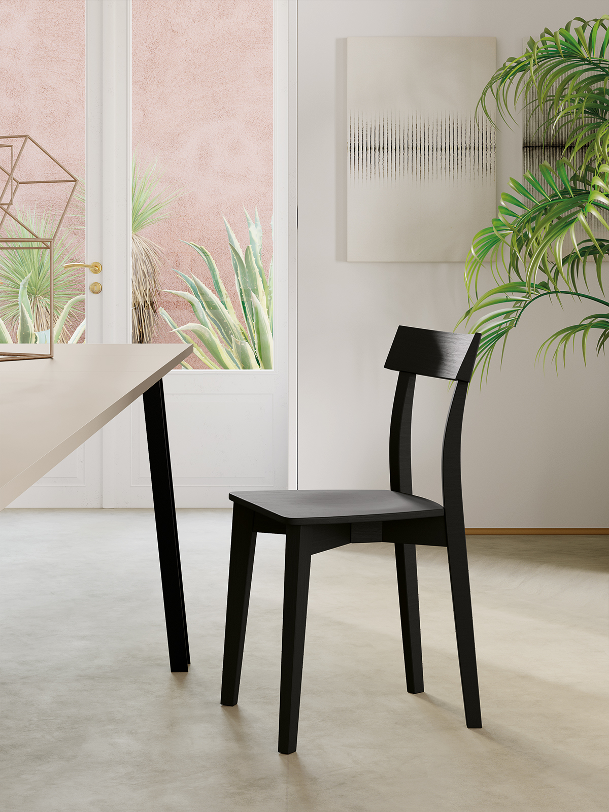 Personalisation, stylishness and functionality: Arredo3 presents its new catalogue of tables and chairs - 1