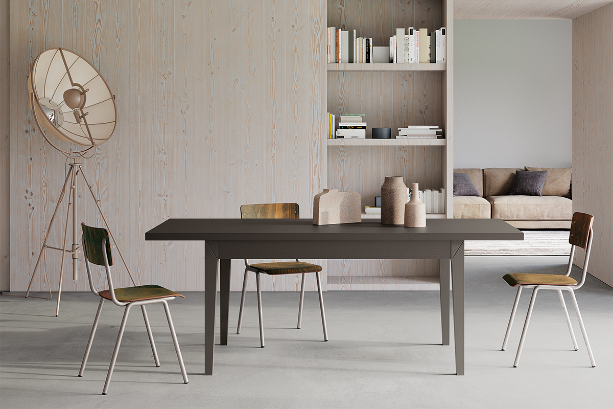 Personalisation, stylishness and functionality: Arredo3 presents its new catalogue of tables and chairs - 7