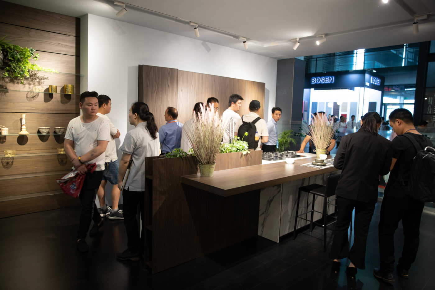 Great success for Arredo3 at Kitchen & Bath 2019 China - 14