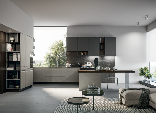 Modern kitchens - Tekna - Arredo3