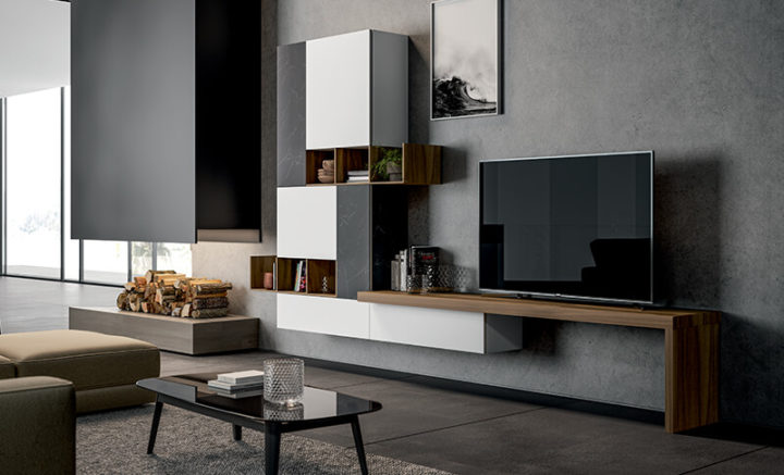 Living spaces - Arredo3