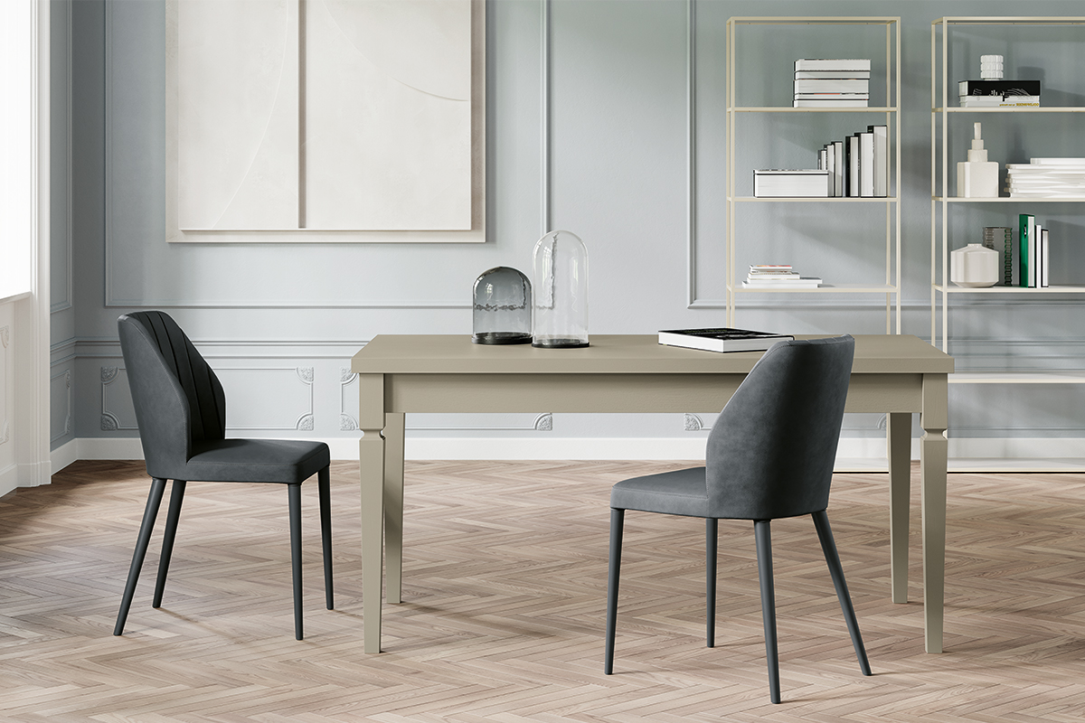Personalisation, stylishness and functionality: Arredo3 presents its new catalogue of tables and chairs - 6