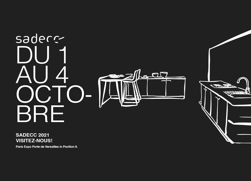 Arredo3 is back at SADECC 2021